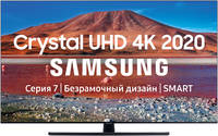 "Samsung 75"" серия 7 Crystal UHD 4K Smart TV TU7570"