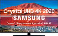 "Samsung 75"" серия 7 Crystal UHD 4K Smart TV TU7500"