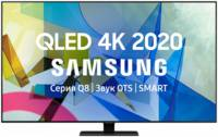 "Samsung 75"" серия 8 QLED 4K Smart TV Q80T"