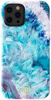 Чехол Kingxbar Agate для iPhone 12/12 Pro Kingxbar 12/12Pro Agate Series-Blue