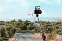 NanLite Монопод INKEE IRONBEE телескопический для камер Sony SK073E