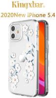 Чехол Kingxbar Apricot для iPhone 12 mini Apricot Kingxbar IP 12 5.4