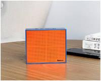 Акустика Baseus ENCOK E05 Music-cube Оранжевая NGE05-03