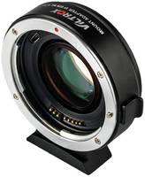 Адаптер Viltrox EF-EOS M2 для объектива Canon EF на байонет EOS M