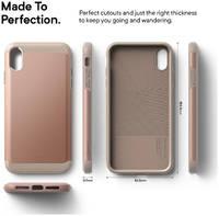Чехол Caseology Legion для iPhone XS Max Розовое CO-A18L-LGN- RG