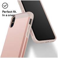 Чехол Caseology Legion для iPhone XS Розовое CO-A18S-LGN- RG