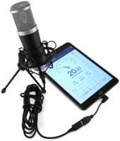 Микрофон Recording Tools MCU-02 + стойка и амортизатор