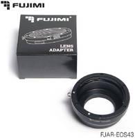 Адаптер FUJIMI FJAR-EOS43 для объектива EF на байонет Micro 4/3