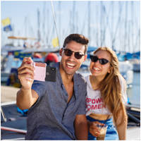 Умный держатель для смартфона Miggo Pictar Smart Grip Millenial MW PT-ONE RG 54