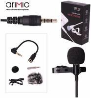 Микрофон петличный Ulanzi AriMic Lavalier 0407