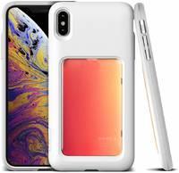 Чехол VRS Design Damda High Pro Shield для iPhone XS MAX Peach 906942