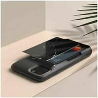 Чехол VRS Design Damda Glide Shield для iPhone 11 Pro Marble 907529