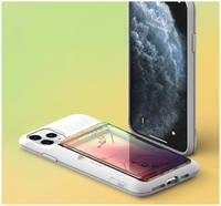 Чехол VRS Design Damda Glide Shield для iPhone 11 Pro -Blue 907516