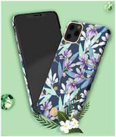 Чехол Kingxbar Blossom для iPhone 11 Orchid Kingxbar IP 6.1″ Blossom Series-Orchid