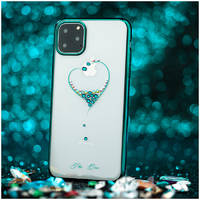 Чехол Kingxbar Wish для iPhone 11 Pro Kingxbar IP 5.8″ Wish Series-Green