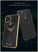 Чехол Kingxbar Wish для iPhone 11 Pro Max Kingxbar IP 6.5″ Wish Series-Black