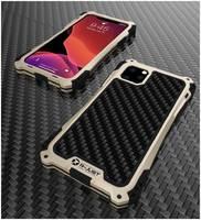 Чехол R-Just Amira для iPhone 11 Pro Max Чёрно-золотой RJ-04 iphone11-6.5 g-b