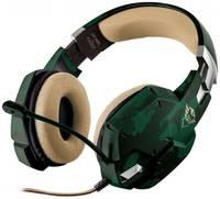 Гарнитура проводная Trust GXT 322C Gaming Headset