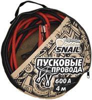Провода для прикуривания Golden Snail, 600А/4М