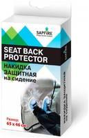 Накидка на спинку кресла Sapfire SCH-0405 защитная, 65х46 см