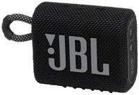 Портативная колонка JBL GO 3 черная
