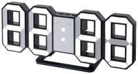 Часы-будильник LED Perfeo Luminous PF-663 черные