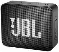 Портативная акустика JBL Go 2 черная