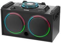 Минисистема Telefunken TF-PS2208 черная
