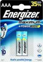 Батарейка Energizer Maximum LR03 E92 (AAA) FSB2