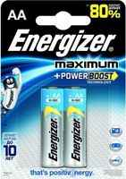 Батарейка Energizer Maximum LR6 E91 FSB2 AA