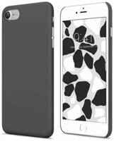 Чехол Vipe Grip для Apple iPhone 7 (VPIP7GRIPBLK) чёрный