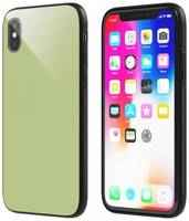 Чехол Vipe Hybrid для iPhone XR (VPIPXRHYBRGRN) зелёный