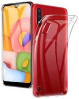Чехол для телефона Vespa Borasco Samsung (A015/ M015) Galaxy A01/ M01 (38533)