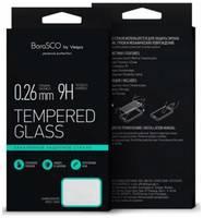 Защитное стекло Vespa BoraSCO для Xiaomi Redmi Note 9 Pro/ 9S черная