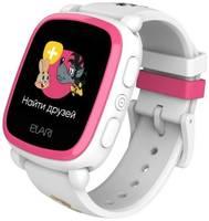 """Смарт-часы Elari Elari KidPhone """"Ну, погоди!"""" белые смарт-часы детс"""