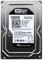 Жёсткий диск WD WD5003AZEX