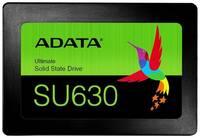 Твердотельный накопитель SSD A-Data SATA III Ultimate SU630 240GB (ASU630SS-240GQ-R) 2.5″