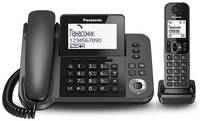 Телефон беспроводной DECT Panasonic KX-TGF320