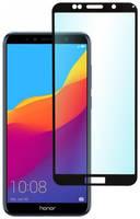 Защитное стекло Vespa BoraSCO для Honor 7А/7S Huawei Y5 Prime/ Y5 Lite (2018) чёрный