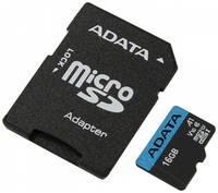 Карта памяти Adata AUSDH16GUICL10A1-RA1 16GB