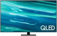 Телевизор Samsung QE55Q80A 55 дюймов серия 8 Smart TV 4K QLED
