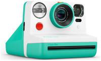 Фотоаппарат моментальной печати Polaroid Now, мятный