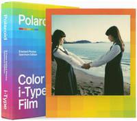 Картридж Polaroid Color Film for i-Type — Spectrum Edition (разноцветные рамки)
