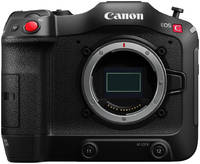 Видеокамера со сменной оптикой Canon EOS C70, байонет RF