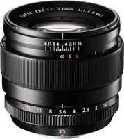 Объектив Fujifilm XF 23mm f / 1.4 R (16405575)