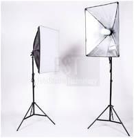 Комплект постоянного света FST ET-462 Kit, люминесцентный, 2х105 Вт