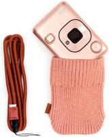 Фотоаппарат моментальной печати Fujifilm Instax MINI LiPlay + чехол и шнурок