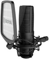 Микрофон Boya BY-M1000 студийный, изменяемая направленность, XLR