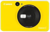 Камера моментальной печати Canon Zoemini C желтая