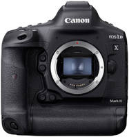 Зеркальный фотоаппарат Canon EOS-1D X Mark III Body